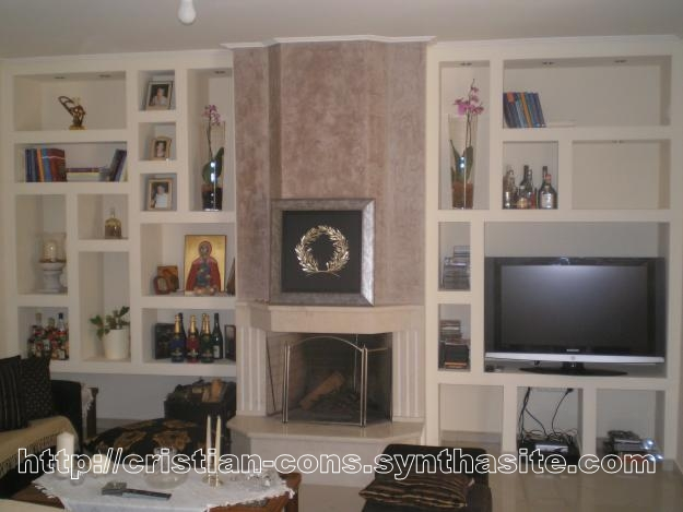 Cristian cons for Gips decor images