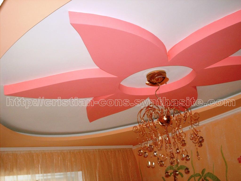 Как сделать натяжной потолок на гипсокартоне
